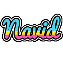 Navid circus logo