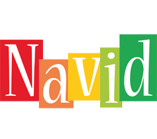 Navid colors logo