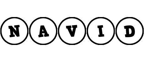 Navid handy logo