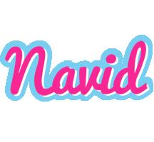 Navid popstar logo