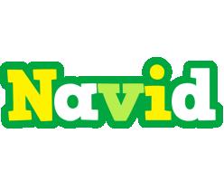 Navid soccer logo