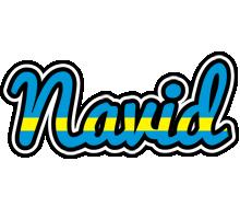 Navid sweden logo