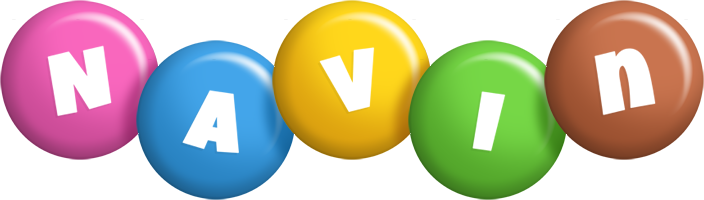 Navin candy logo