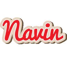 Navin chocolate logo