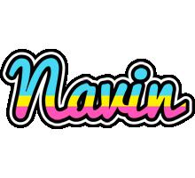 Navin circus logo