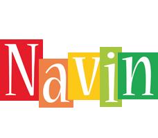 Navin colors logo