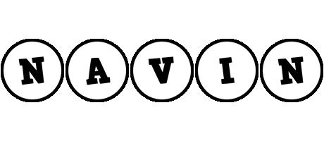 Navin handy logo