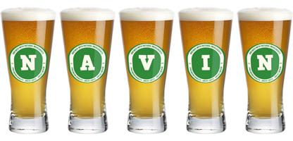 Navin lager logo