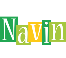 Navin lemonade logo
