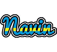 Navin sweden logo