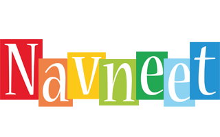 Navneet colors logo