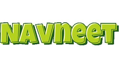 Navneet summer logo