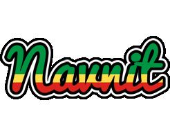 Navnit african logo