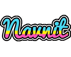 Navnit circus logo