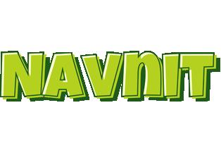 Navnit summer logo