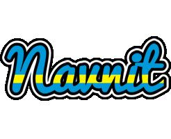 Navnit sweden logo