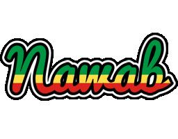 Nawab african logo