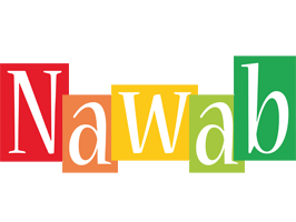 Nawab colors logo