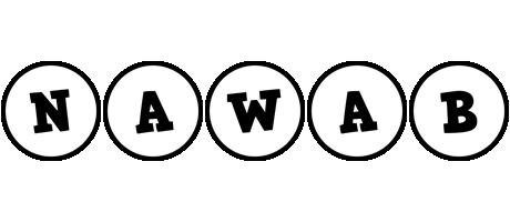 Nawab handy logo