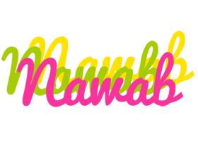 Nawab sweets logo