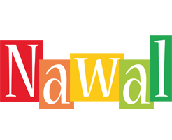 Nawal colors logo