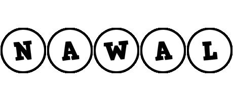 Nawal handy logo
