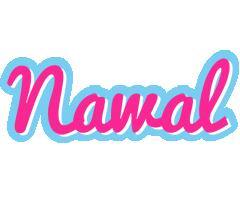 Nawal popstar logo