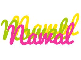 Nawal sweets logo