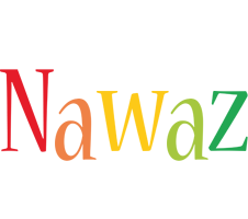 Nawaz birthday logo