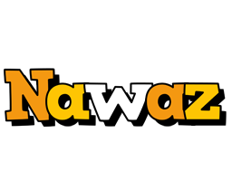 Nawaz cartoon logo