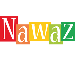 Nawaz colors logo