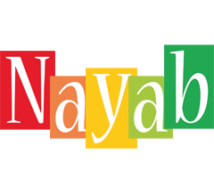 Nayab colors logo