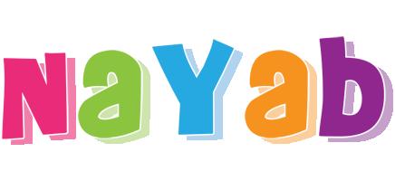 Nayab friday logo