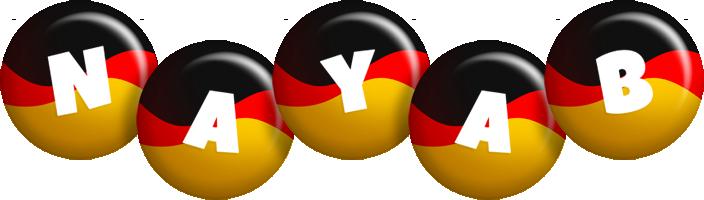 Nayab german logo