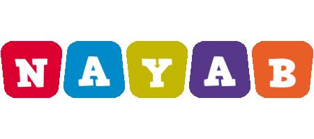 Nayab kiddo logo