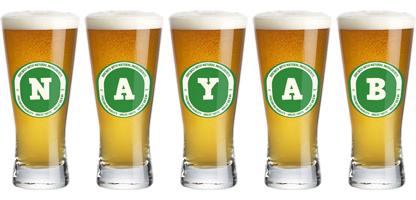 Nayab lager logo