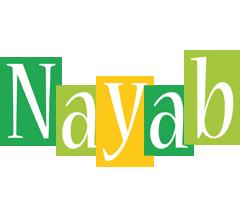 Nayab lemonade logo