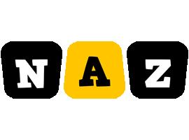 Naz boots logo