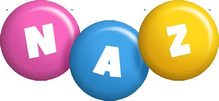 Naz candy logo