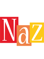 Naz colors logo