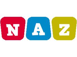 Naz daycare logo