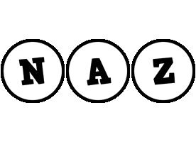 Naz handy logo