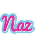 Naz popstar logo