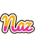 Naz smoothie logo