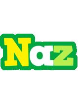 Naz soccer logo