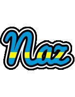 Naz sweden logo