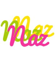 Naz sweets logo