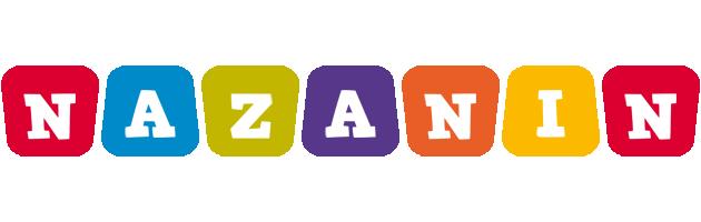 Nazanin kiddo logo