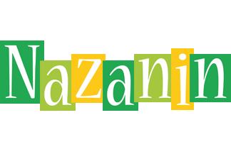 Nazanin lemonade logo