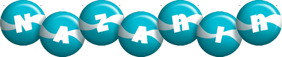 Nazanin messi logo